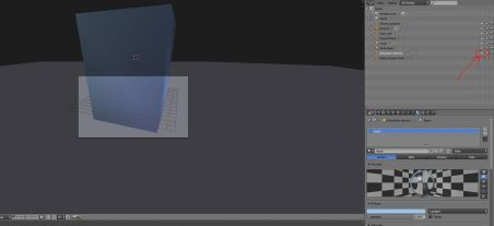 Viewport visibility on