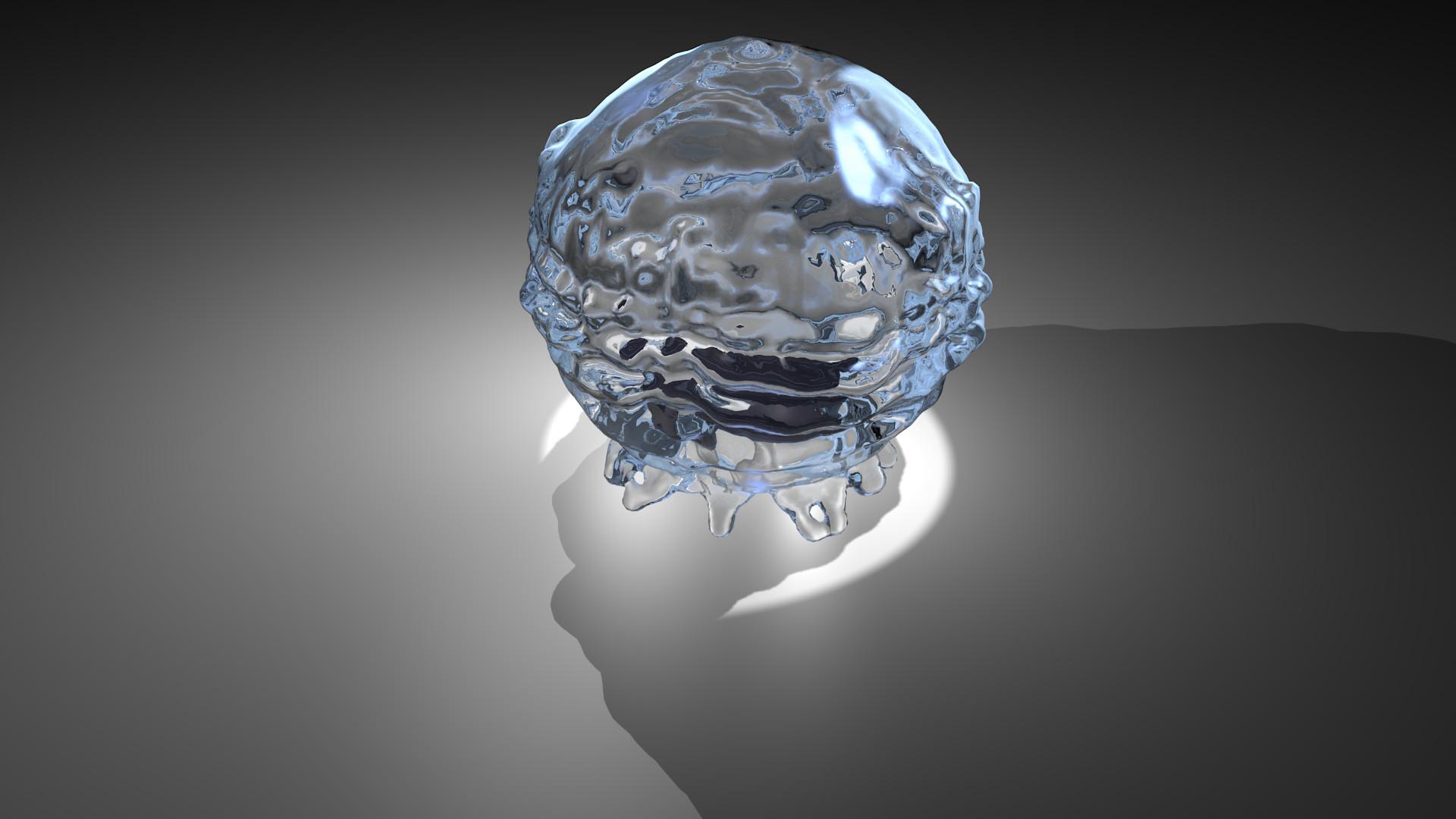 Rendering liquids in Blender – Christopher G  Baker